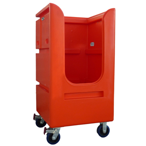 Commercial Laundry Trolley LET4