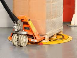 Paldisc with pallet Jack