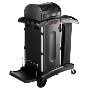 Rubbermaid High Security Janitor Trolley