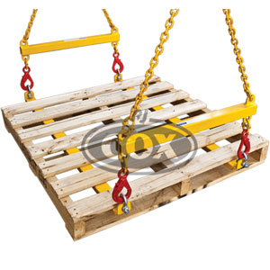 IBC and Pallet Lifter - Overhead Crane Attachment