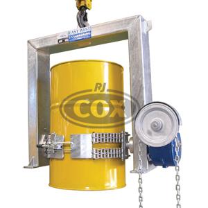 Crane Drum Handling Equipment Drum Lifter