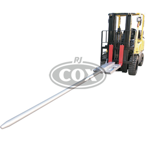 Roll Prong Slip-On Forklift Attachment