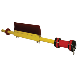 Gordon Saber Channel Mount Cleaner for Conveyor Systems