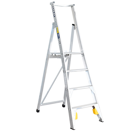 Bailey Extreme Industry Punchlock Platform Stepladder - 150kg Rated