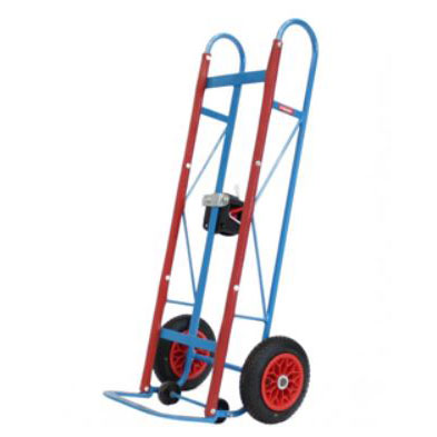 Small Appliance Hand Truck 200kg Capacity with Ratchet Strap
