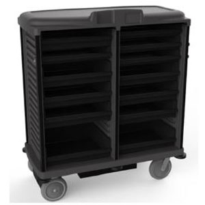 ProHost Nexus Series p40MB Powered Mini Bar Cart