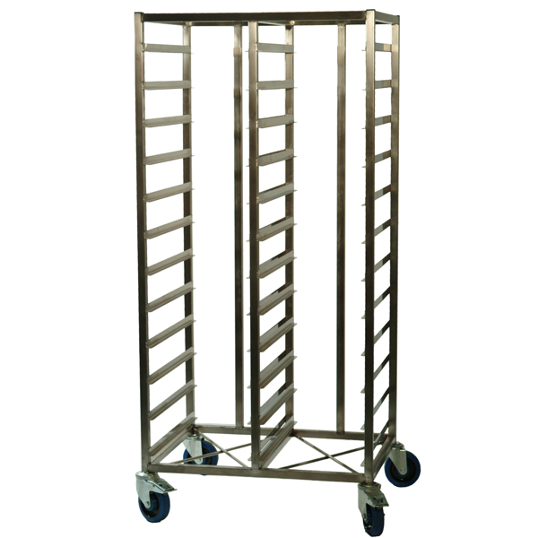 Cox Gastronorm Trolley - Food Tray Cart