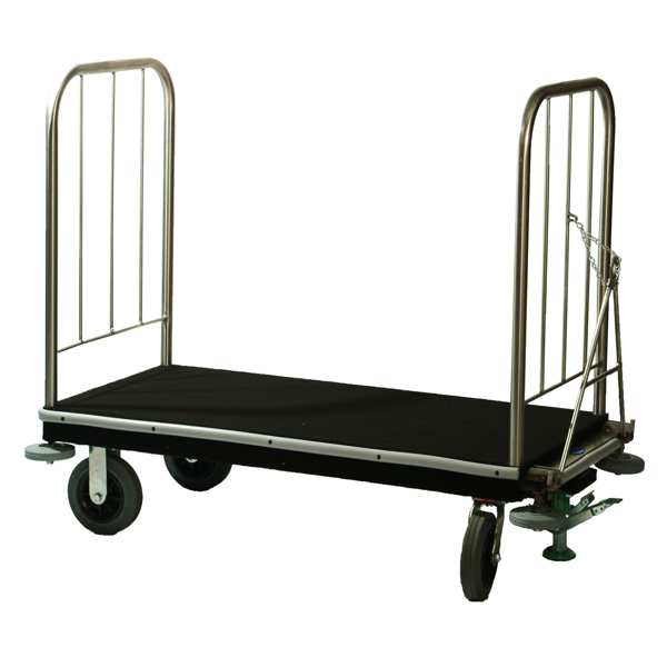 Luggage Trolley Stainless Steel