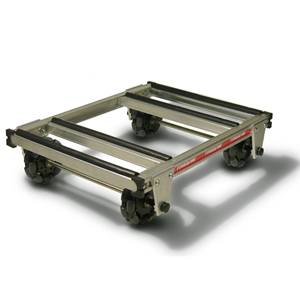 Rover Aluminium Dolly with Rotacaster Wheels