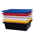 Nesting Totes Plastic Storage Container - Suitable for food Storage