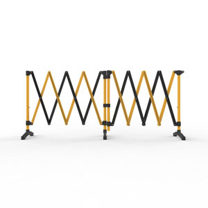 Port-a-guard Flexi 2 x 2.7 metre portable expanding barrier