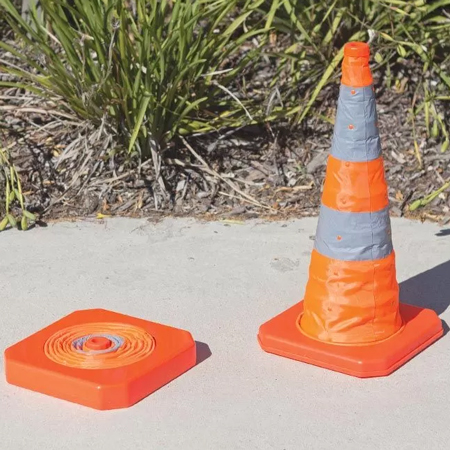 Collapsible Safety Cone