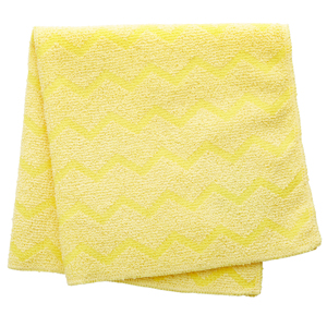 Rubbermaid HYGEN Microfibre Bathroom Cloth - 12/Pack