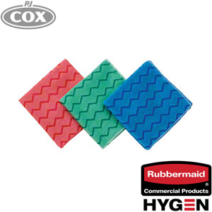 Rubbermaid HYGEN Microfibre Cloths