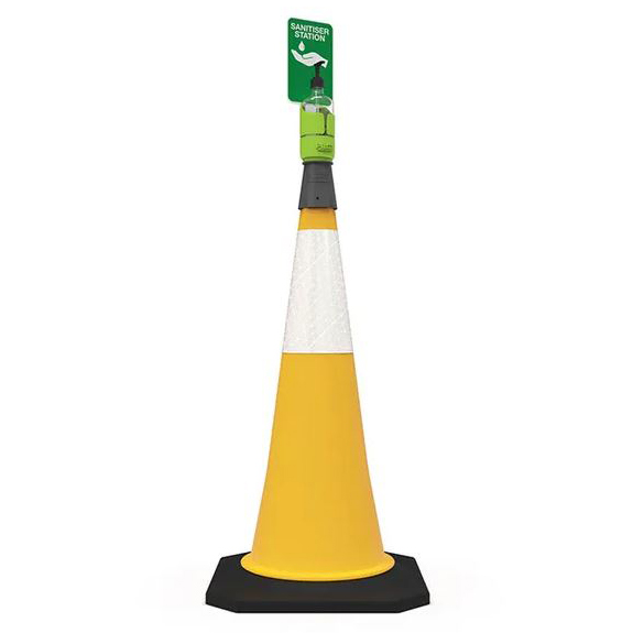 Pilot Hand Sanitising Station Cone Mount Kit