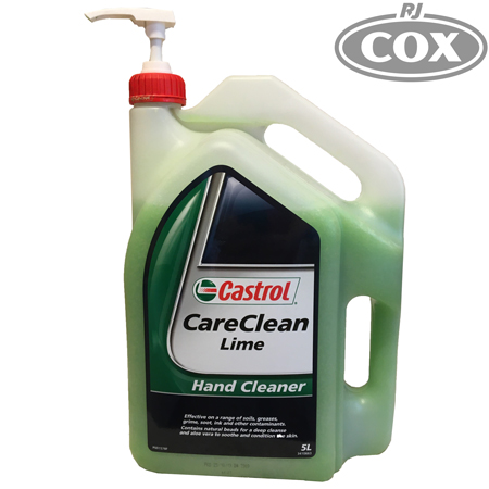 Castrol Careclean Lime Hand Cleaner with Aloe-vera