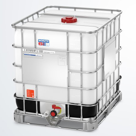 1000 Litre IBC Ecobulk Container MX-EV with EVOH Barrier