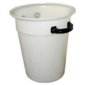 SPECIAL PRICING Misc. Polyethylene Drums - Tapered & Straight Sided