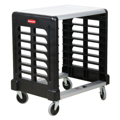 Rubbermaid 3316 Max System Prep Cart w/Cutting Board