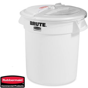 Rubbermaid ProSave Brute with Sliding Lid & Scoop