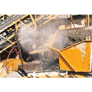 Dust Control Systems for Conveyor Systems