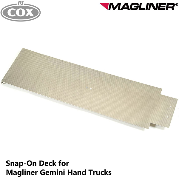 Magliner Snap on Decks for Gemini Hand Truck