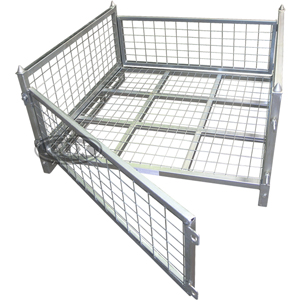 Stillage Cage - Half Height - PCMH-04