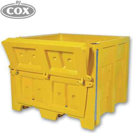 Nally 865 Litre Poly Box