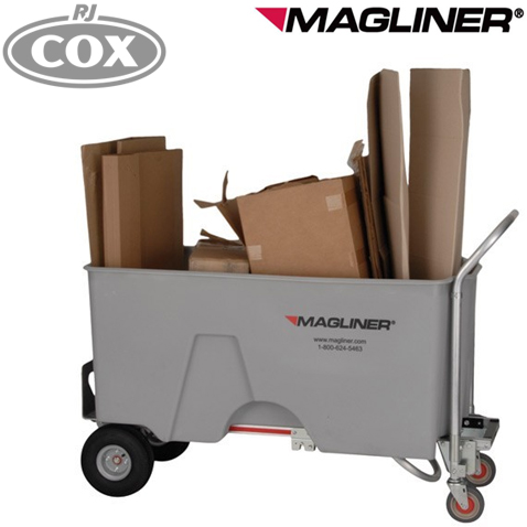 Magliner Bulk Container Edition Hand truck with optional Bulk Container