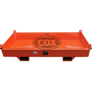Concrete Collection Tray for Crane or Forklift