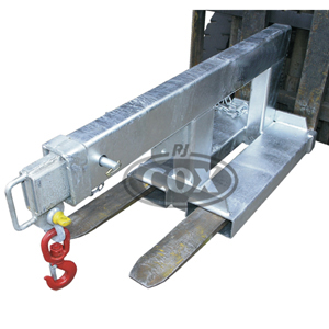Jib Attachments for Forklifts