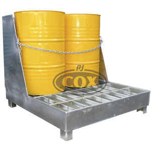 Cargo Shield Spill Bins Containment Pallet