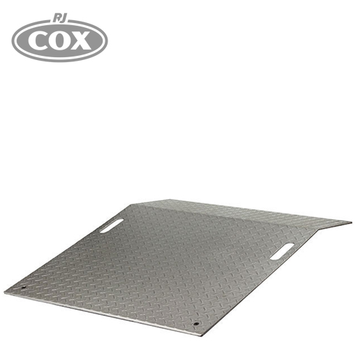Aluminium Trolley Ramp