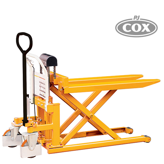 Skid Lifters and Movers - Mobile Height Adjustable Work Platforms