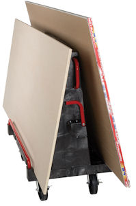 Rubbermaid 4465 Convertible A Frame