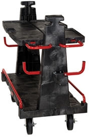 Rubbermaid 4465 Open with top tray platform
