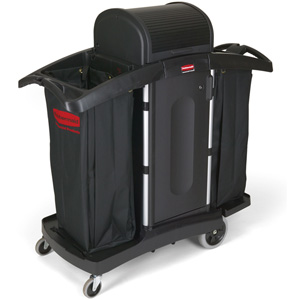 Rubbermaid® Housekeeping Trolley