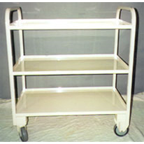 Cox 3 Tier Traymobile Trolley
