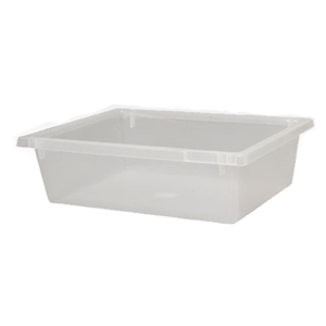 Clear Food Grade Nesting Totes