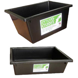 Enviro Crate Nesting Tote Recycled Plastic
