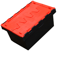 Okka Security Crate with Hinging lockable lid