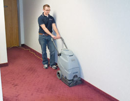 Nilfisk AX 410 Portable self-contained carpet cleaners