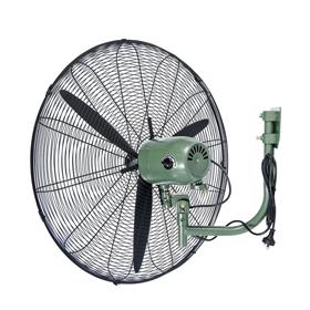 Wall Mounted Industrial Fan Grunt Adjustable