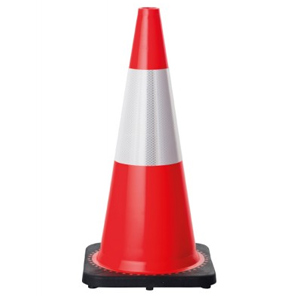 Safety Cone with Reflector