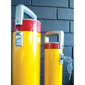 Cam-lok Removable Bollard Below Ground - Freestanding & Roller Door Models