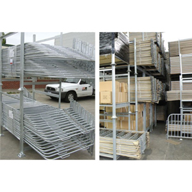 Event Fence Forklift Stillage