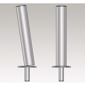 Extra Heavy Duty Shock Absorbing Bollards