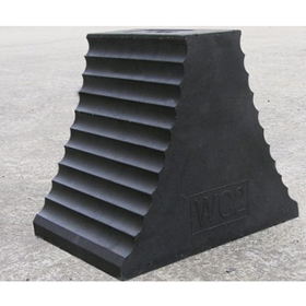 WC2  Rubber Wheel Chock