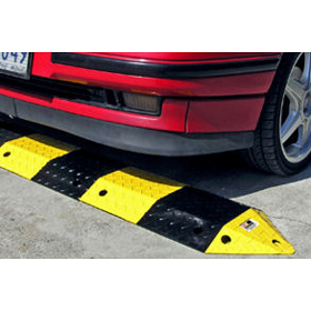 Slo-motion STANDARD DUTY Steel Speed Hump