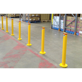 Tee-lok Surface Mount Removable Bollard